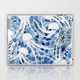 Jellyfishes Laptop & iPad Skin