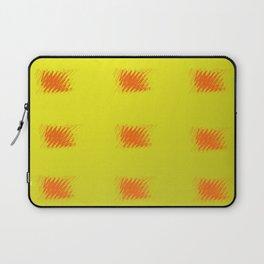 carrés rouges 3 Laptop Sleeve