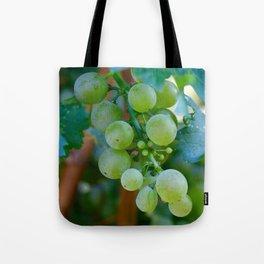 Sprig of Grapes Tote Bag