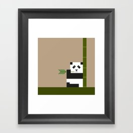 Giant Panda Framed Art Print
