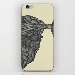 hopelessly devoted (old faithful, yellowstone, wyoming). iPhone Skin