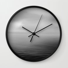 Calm Sea Wall Clock