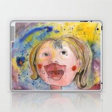 I feel happy Laptop & iPad Skin