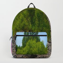 Weirdness on The Beaches Backpack