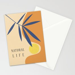 NATURAL LIFE Stationery Cards