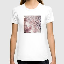 The Trees – Pink n' Bright T-shirt