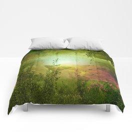 """Forest of children"" Comforters"
