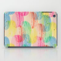 macaroon iPad Cases featuring Macaroon Madness by Tyler Spangler