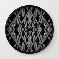 vertigo Wall Clocks featuring Vertigo by akarlsen