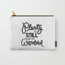 Plenty Wanderer Carry-All Pouch