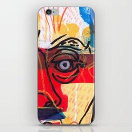 man iPhone Skin