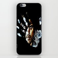 fringe iPhone & iPod Skins featuring Fringe by D77 The DigArtisT