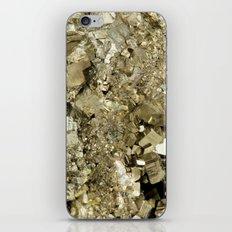 A Golden Fool iPhone Skin