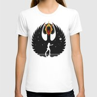 swan queen T-shirts featuring Queen Swan by zerobriant
