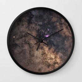 Summer's Milkyway Wall Clock