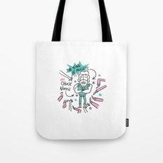 The King Of Mullets Tote Bag