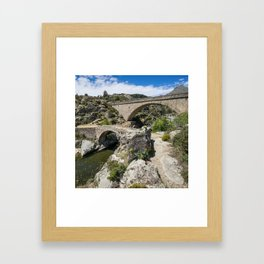 Viaducts Framed Art Print