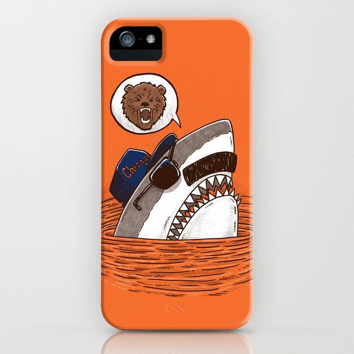 Da Chicago Shark iPhone Case