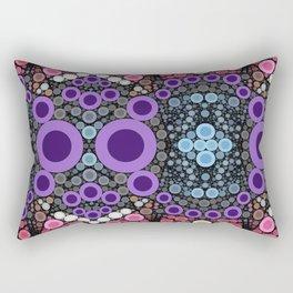 Up All Night Rectangular Pillow