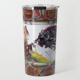 The Creation of Awesome Travel Mug