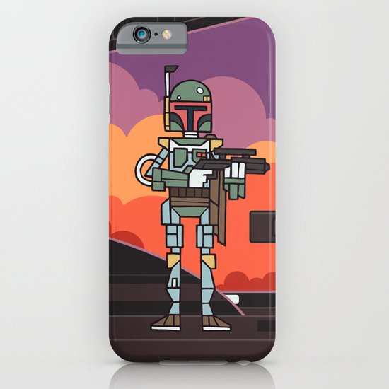 EP5 : Boba Fett iPhone & iPod Case