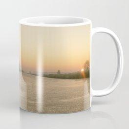 Sunrise at Kinderdijk IV Coffee Mug
