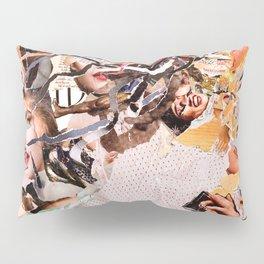 Medusa - Magazine Collage Pillow Sham