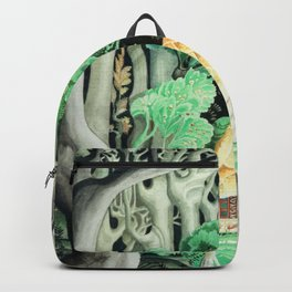 Hansel And Gretel By Brothers Grimm 1925 By Kay Nielsen Backpack