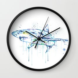 Shark - Toothy Wall Clock