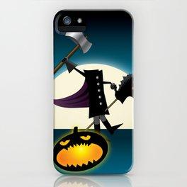 Headless Harry iPhone Case
