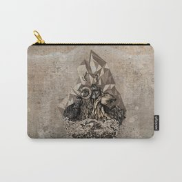 When nature strikes back  Carry-All Pouch