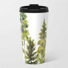 Coniferous Forest 1 Travel Mug
