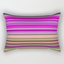 Foxgloves Rectangular Pillow