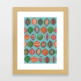 Melograno Framed Art Print