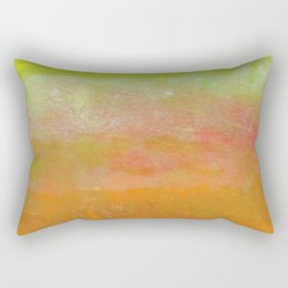 Lemon Lime Citrus Rectangular Pillow