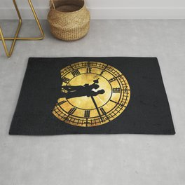 Through Time and Space Rug