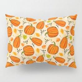 Pumpkins pattern I Pillow Sham