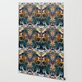Sacred Molecule Wallpaper