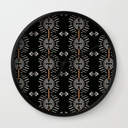 All Peppered Wall Clock