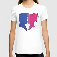 bisexual T-shirts featuring Bisexual Love by Winter Graphics
