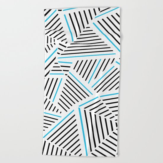 Ab Linear with Electric Beach Towel