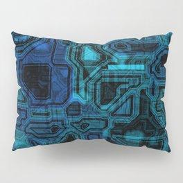 Blue Future Pillow Sham