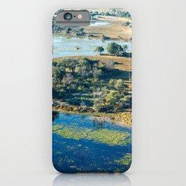 Okavango Delta, Botswana iPhone Case