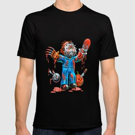 Freddy Of All Faces T-shirt