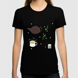 Teatime on Lilac T-shirt