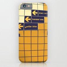 Haifa Culture iPhone 6s Slim Case