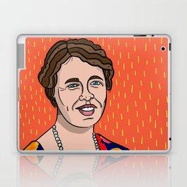 Eleanor Roosevelt Laptop & iPad Skin