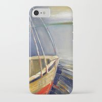 skyline iPhone & iPod Cases featuring Skyline by Vilnis Klints