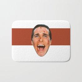 American Psycho Tribute Bath Mat