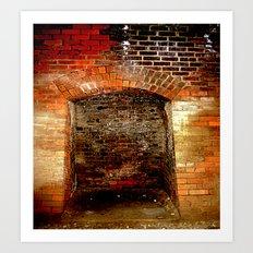 Cheviot Tunnel - Enclaves Art Print